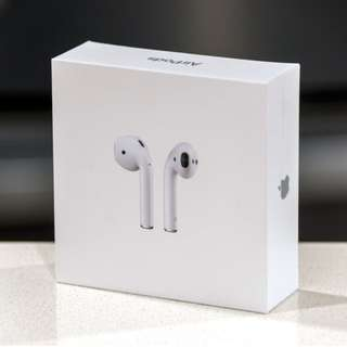 Apple Airpods - 全新未開封 Brand new