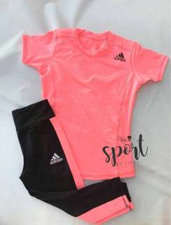 Adidas Training Set
