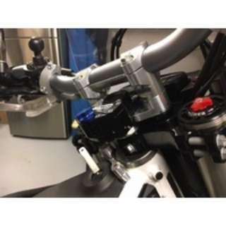 HUSQVARNA 701 2016-2018 MscMoto RALLE MOTO RM3 STEERING DAMPER KIT