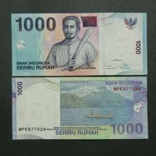Bank Indonesia 1000 Rupiah 🇮🇩 !!!