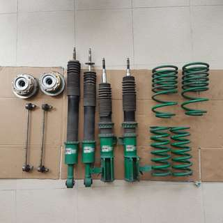 Tein Coilover Honda Fit Jazz GE6 GE8