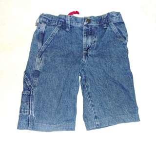 Charity Sale! Authentic WRG Jeans Co. Boy Denim Shorts Size 7 Regular Kids