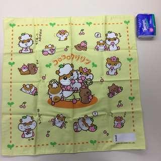 Sanrio 1999年 全新 CK鼠 大手帕