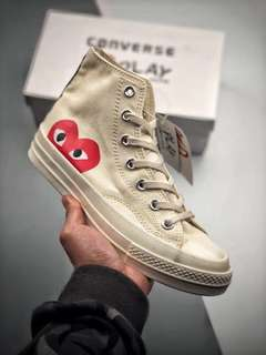 CDG PLAY x Converse First String