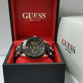 Guess rubber date crono variasi