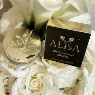 Alisa lumiere loose powder