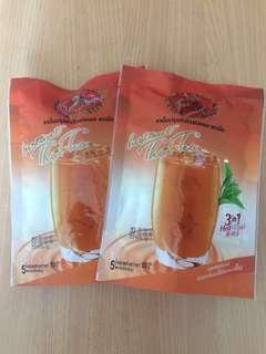 即溶 泰奶茶 3 in 1 Thai Tea x 2包 (10杯)