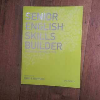 Oxford Senior English Skills Builder