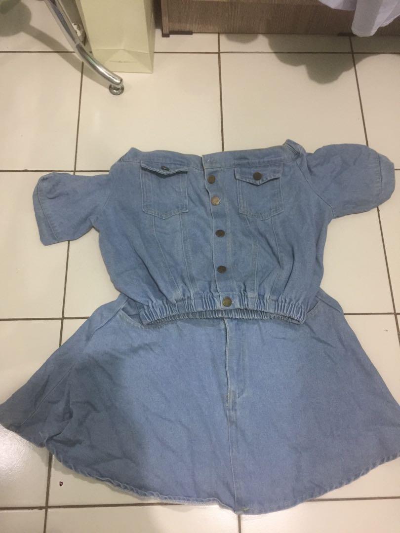 #123MoveOn Jeans set