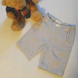 Gingersnaps Striped Shorts