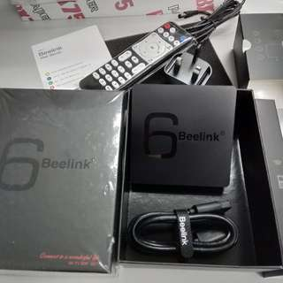 超高清盒子 4K TV Box BeeLink
