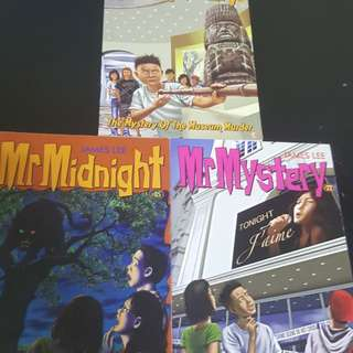 Mr mystery/mr midnight
