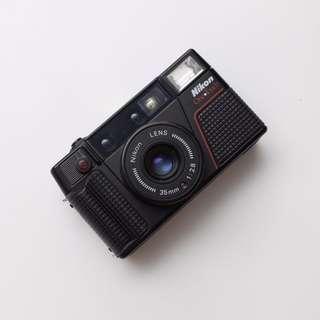 Nikon L35AF2 Film Camera
