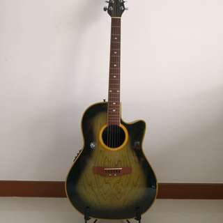 Ovation Applause AE-136 Made in Korea