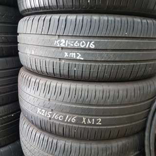 215/60 r16 used tyres