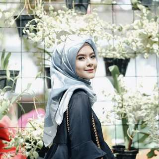 Hijab Voal - Printed Voal Scarf