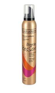 Brand New Evoluderm Styling Foam Mousse with Keratin