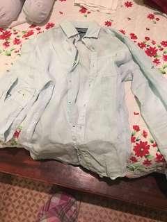 Celio Long Sleeves (100% Linen)