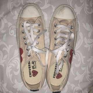 Sepatu CDG ❤️