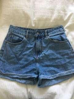 Glassons shorts size 10 vintage never worn