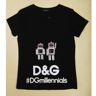 Dolce & Gabbana Cotton T-shirt.