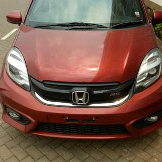 Brio RS CVT nik 2018, special RED only 5.000.000