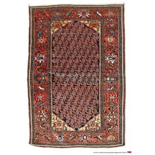 SAMEYEH LOT NO 16269 MALAYER FROM WEST PERSIA 202 X 134 CM