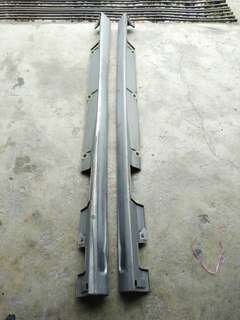 Japan l9 move rs side skirt