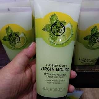 Fresh Body Sorbet Virgin Mojito 200ml