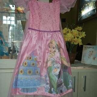 Baju pesta anak / dress pesta
