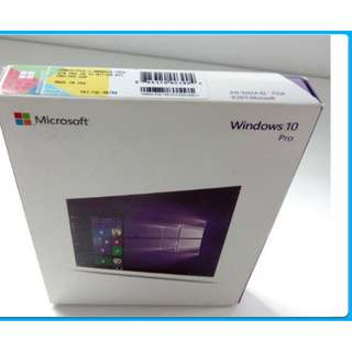 Microsoft Windows 10 Pro English USB Flash Drive