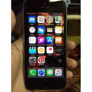 Iphone 5s factory unlock spacegrry unit lng po