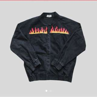 Flames Jacket