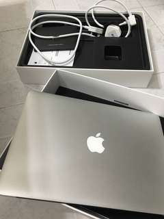 MacBook Air 128gb i7 幾乎全新