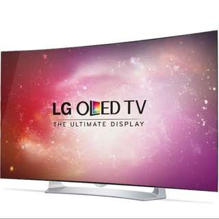 LG Oled Curved Smart TV(55inch)