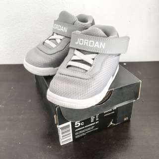 Jordan Baby and H&M shoes
