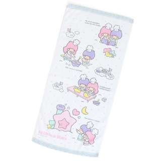 Japan Sanrio Little Twin Stars Face Towel (Cooking)