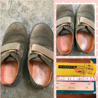 Preloved and unused shoes