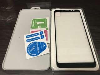 A8 + (Samsung) screen protector