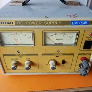 LODESTAR DC Power Supply @ $70 Each