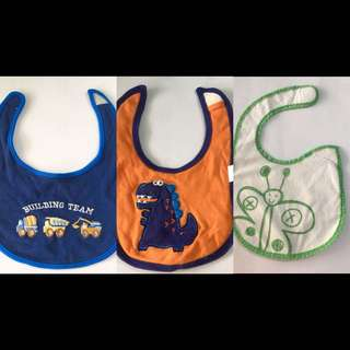Bibs 3 for 100!!!