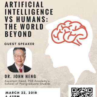 AI VS Humans; The World Beyond Seminar