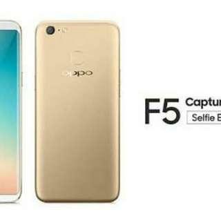 Oppo F5 bisa kredit