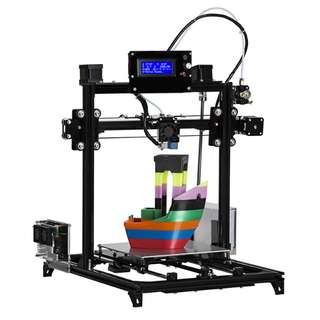FLSUN C DIY 3D Printer Kit-Double Z Motors,High-precision printing (CVAIA-G892)
