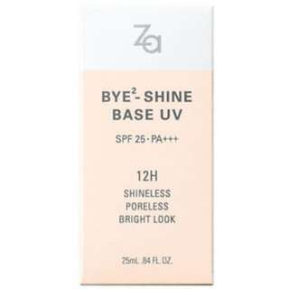 Za Bye Bye Shine Base UV SPF 25 PA+++