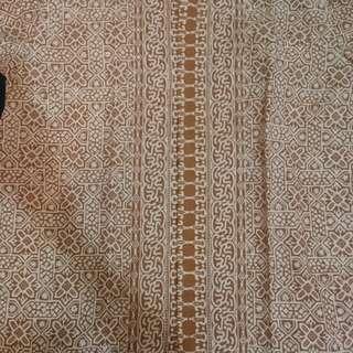 Preloved kemeja batik pria by danar hadi