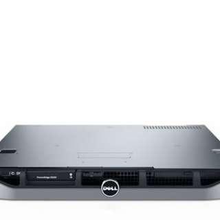 Dell PowerEdge R220 Rack Server - E3-1231 v3 8GB 2x1TB