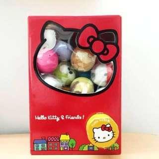 🆓SANRIO Hello Kitty n friends 扭蛋機 麥當勞珍藏版