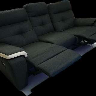 3+2+1 Reclining Sofa