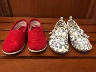 Sepatu Mothercare Slip-on a'la Wakai